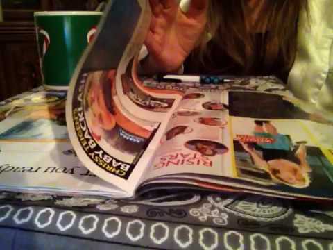 ASMR, 30 Minutes, Star Tabloid, May 30, Headlines, Ads, Soft Read, Chewing Gum, Coffee