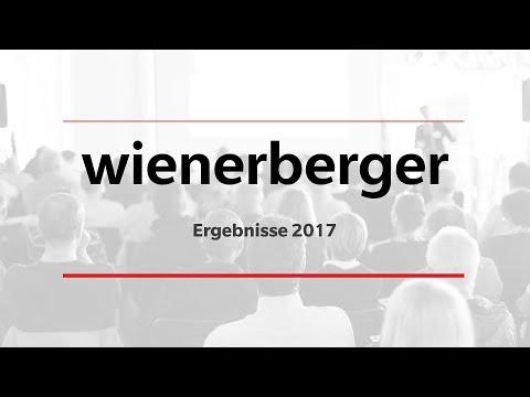 Wienerberger AG Ergebnisse 2017: Aufzeichnung der Presse- und Investorenkonferenz