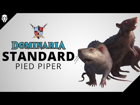 MtG: UB Rat Colony Dominaria Standard Budget Deck Tech