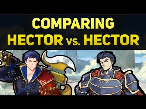 Love Abounds Hector vs. Hector Comparison - Fire Emblem Heroes Guide