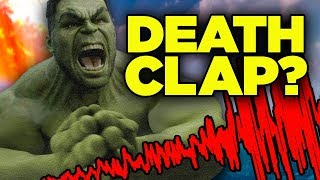 How DEADLY Is Hulk's Thunderclap? | Big Question