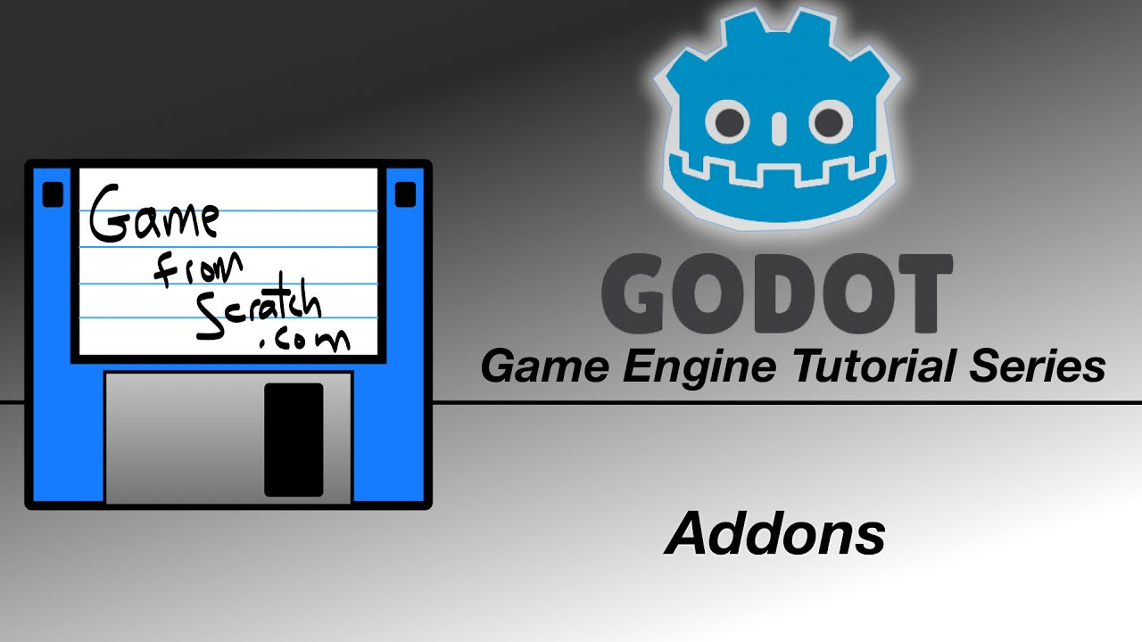 Godot Tutorials -- Add-Ons