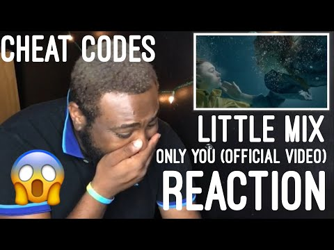 Cheat Codes, Little Mix - Only You    REACTION 