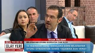Olay Yeri - Balçiçek İlter | BİLGİSAYAR OYUNU BURSA'DA CAN ALDI!