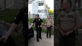 Police fail very badly against God