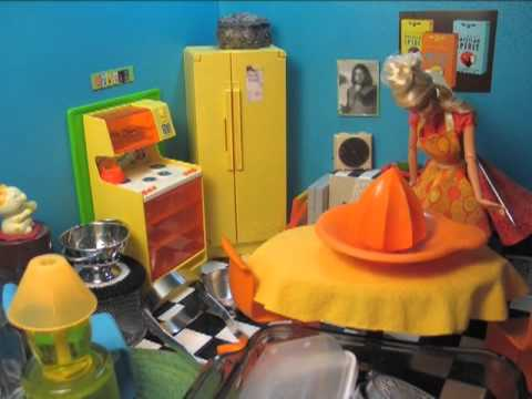 Semiotics of the Kitchen 2011 (Barbie Stop Motion)