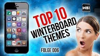Top 10 Winterboard Themes 2014 für iPhone/iPad (iOS 7 & Deutsch)