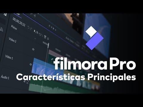 Introducción a FilmoraPro | Características Principales - Tutorial
