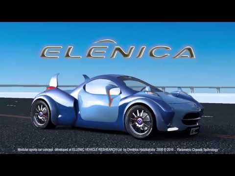 Elenica - Greek Concept Car