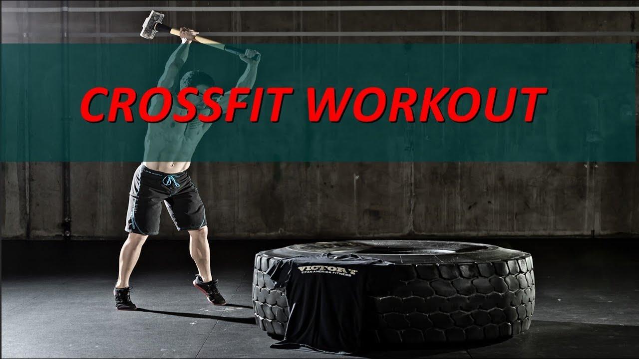 Crossfit workout motivation
