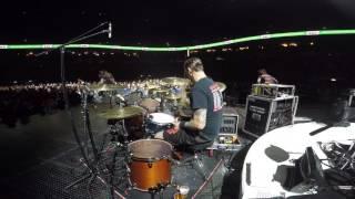 Hatesphere - New Hell (Drum Cam) -  Royal Arena, Copenhagen