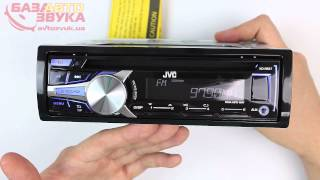 Автомагнитола JVC KD-R557EE поддержка iPHONE | Android avtozvuk.ua
