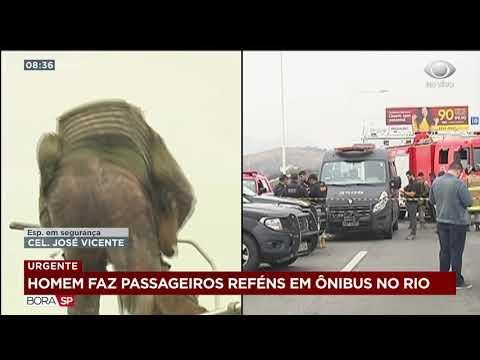 Especialista em segurança sobre sequestro na Ponte Rio-Niterói