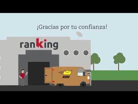 ¿Cómo Comprar? - Comercial Motion Graphics para www.ranking.es