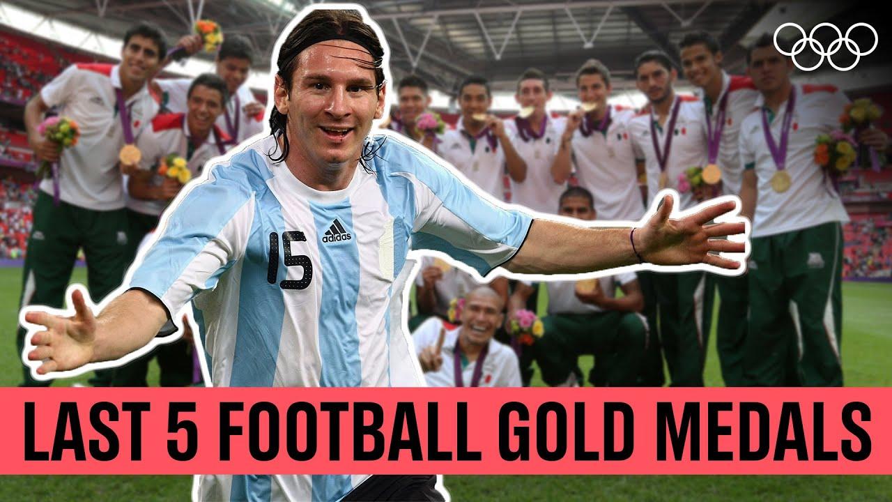 Download Men's Football ⚽ Last 5 Champions!