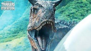 """映画『ジュラシック・ワールド/炎の王国』特別映像""""More Dinosaurs Than Ever! """""""