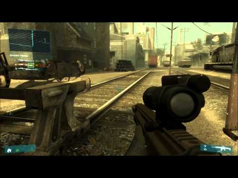 Tom Clancy's Ghost Recon Advanced Warfighter (Walkthrough - Part 1)