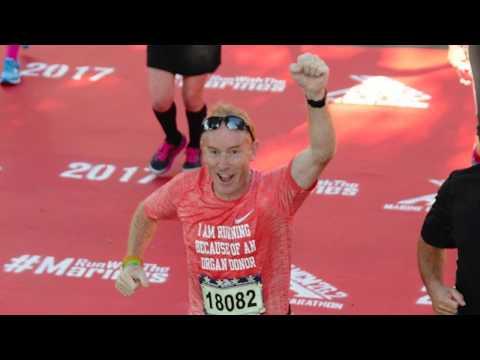 From Liver Transplant to Marathon in 16 Months - Steve Nugent's Patient Stor