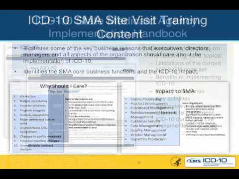 Transitioning To ICD-10 -- CMS Webinar -- Central Event, June 20, 2013