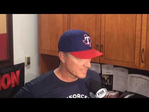 Rangers manager Jeff Banister says he feels less safe after Dallas shootings