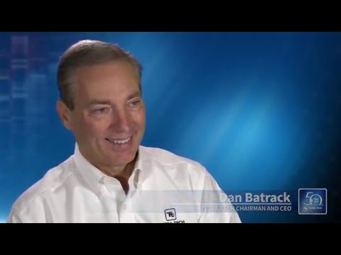 How Does CEO Dan Batrack Define Tetra Tech's DNA?