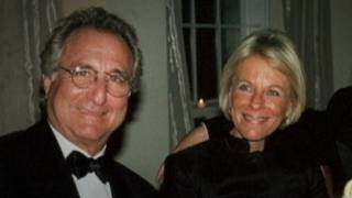 Bernie Madoff and Wife's Suicide Pact