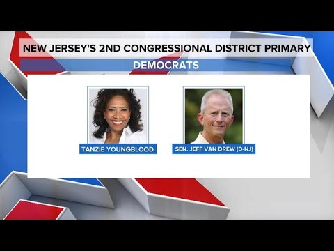 What To Expect From New Jersey's Upcoming Primary Elections
