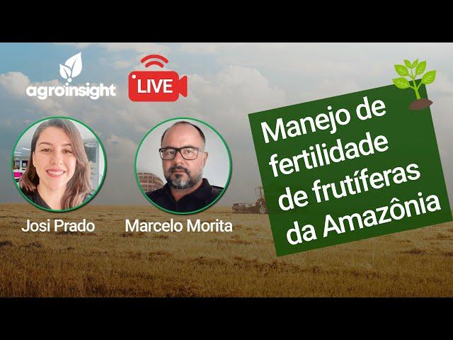 Manejo de fertilidade de frutíferas da Amazônia
