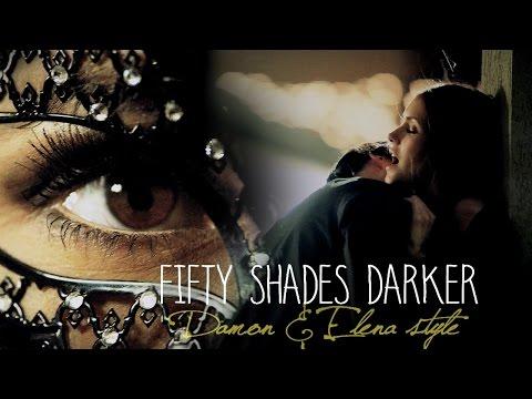 Fifty Shades Darker trailer | Damon & Elena style