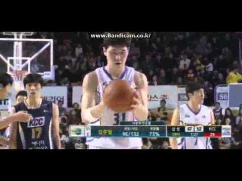 Jeonju KCC EGIS vs Seoul Samsung Thunders