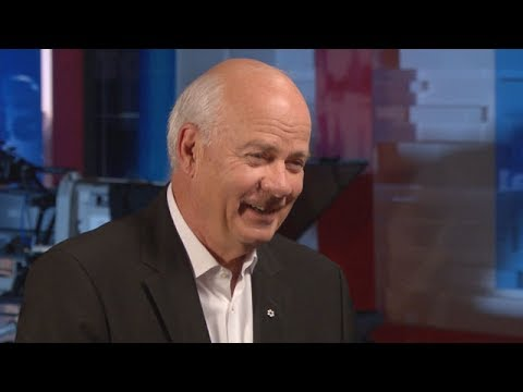 Peter Mansbridge on Retiring, Rock Collections and Hardest Thing About Leaving CBC