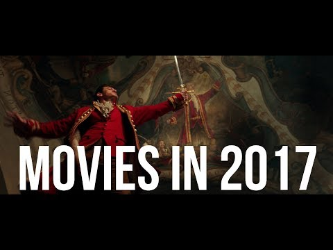 Movies In 2017 - Mashup Movie Trailer