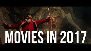 Movies in 2017 - Mashup Movie Trailer