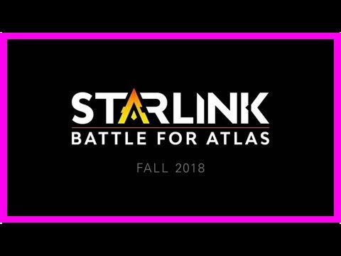 Breaking News Toys To Life Isn T Dead Yet Ubisoft S Starlink