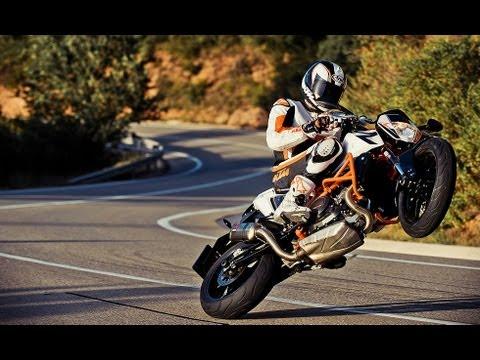 Testvideo | KTM 690 Duke R - 2013