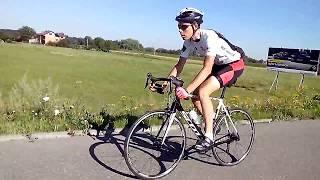100 KM NA CZAS (AVG. 32,2 km/h) + Trip MTB z wujem - Beskid Sądecki