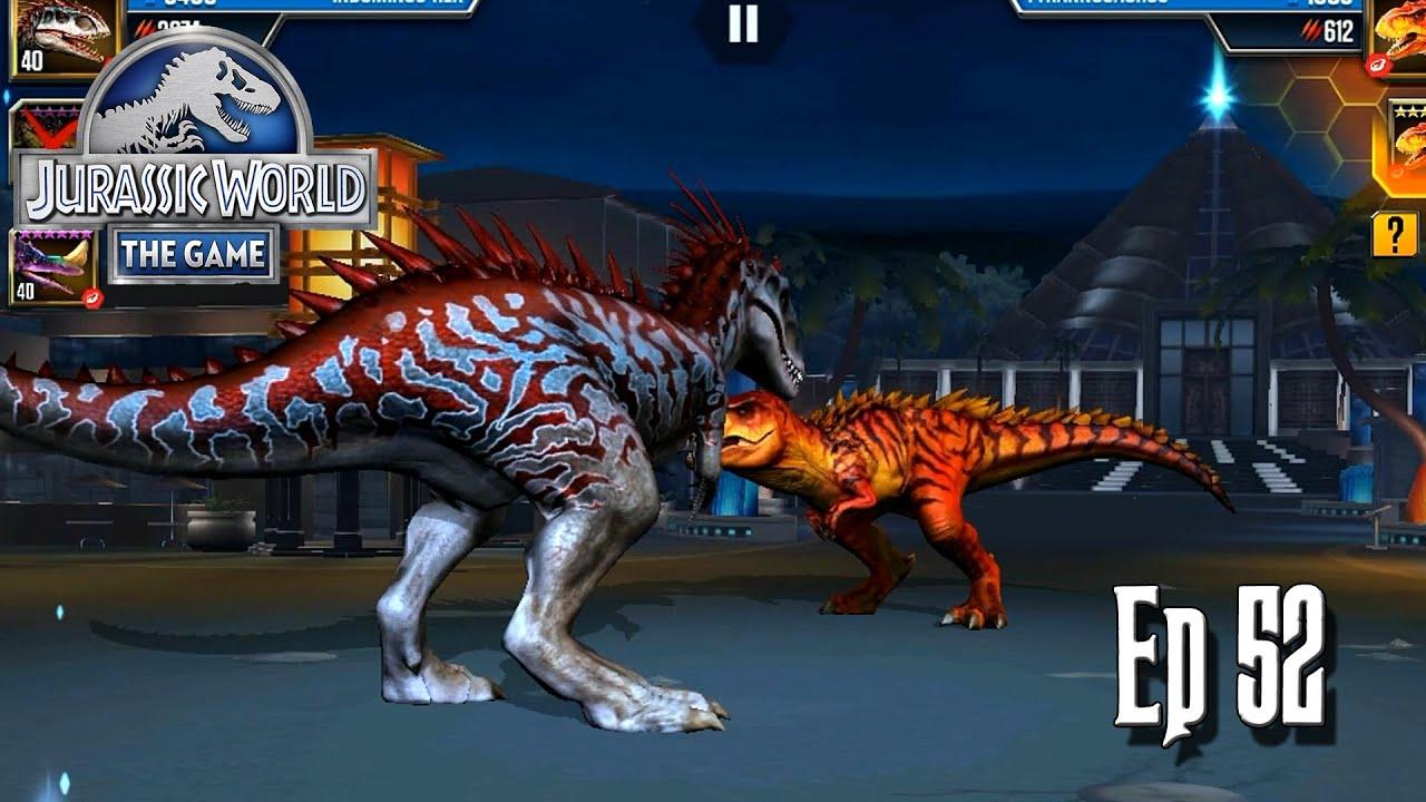 Jurassic world el juego