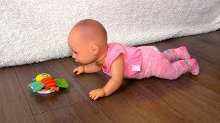 видео Кукла Беби Анабель
