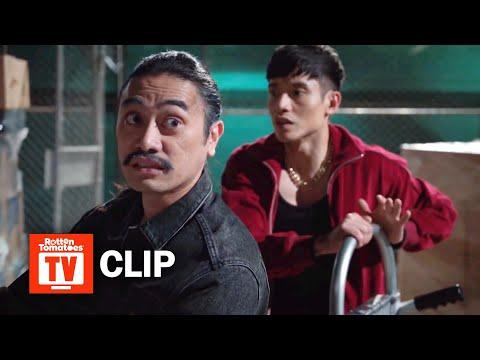 The Good Place S03E05 Clip | 'Donkey Doug Saves Jason' | Rotten Tomatoes TV