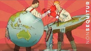 FLAT EARTH FAIL: Jeranism vs Soundly