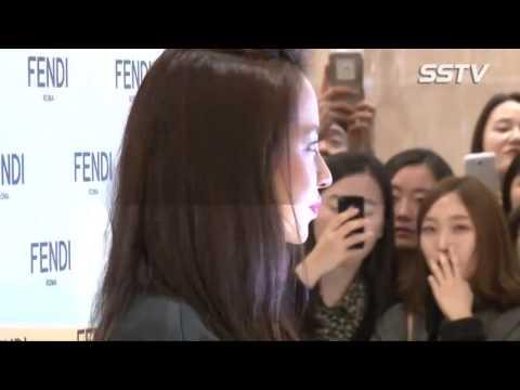 SSTV 송지효Song Ji Hyo, 여신미모 뽐내며 등장! '멍지효의 사랑스러운 미소'
