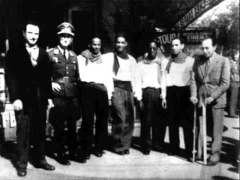 Django Reinhardt - Hubert Rostaing - Lover Man - Paris 22 September 1947