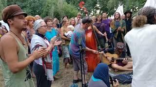 Live @ new healing festival