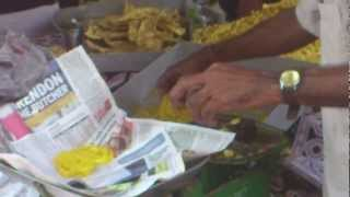 Dussehra Fafda Jalebi - Hot Festive Selling Fafda with Sweet Jalebi in Mumbai