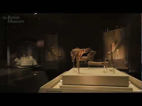 Ice Age art: Opening event