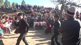 Phool Phulera pahelai bhayo-dance at Gurunggaun Rolpa