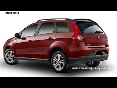 nova fiat palio weekend 2016 youtube. Black Bedroom Furniture Sets. Home Design Ideas