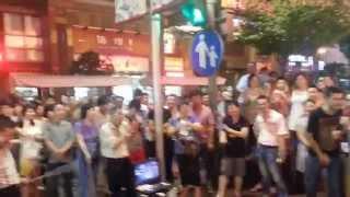 Çinlilere Türkçe Rap Söylemek Canjevo