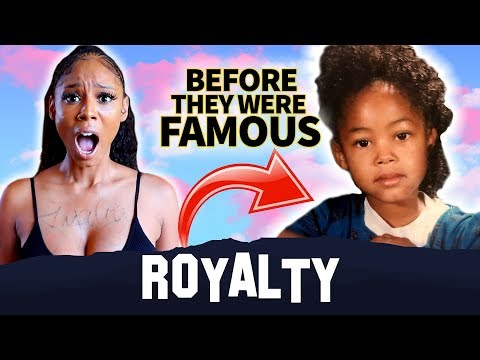 Royalty So Cool   Before They Were Famous   CJ So Cool Fiance