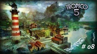 Tropico 5 #8 Packt die Badehose ein, der Taifun ist da | Let´s Play Tropico